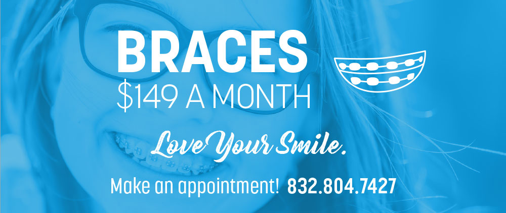 dental braces special offers in cinco ranch texas