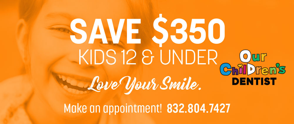 pediatric dentistry special offers in cinco ranch texas