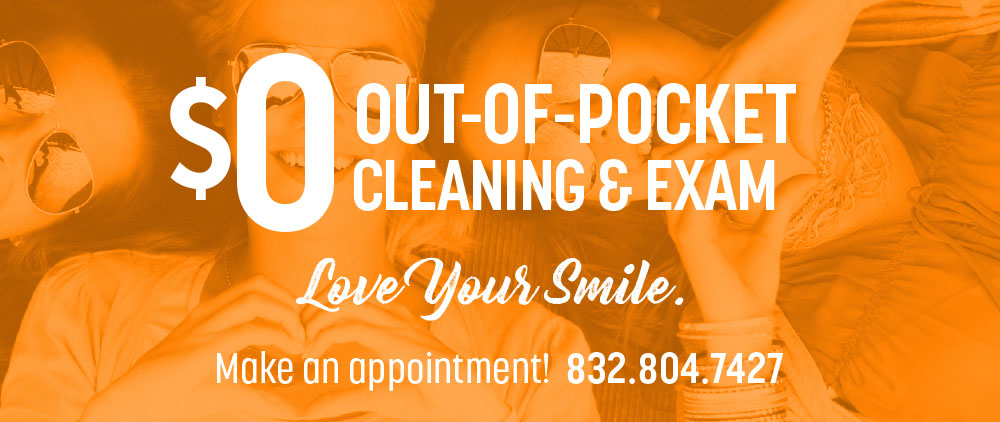 teeth cleaning special offers in cinco ranch texas
