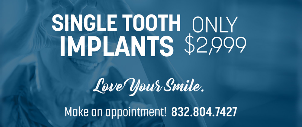 dental implants special offers in cinco ranch texas